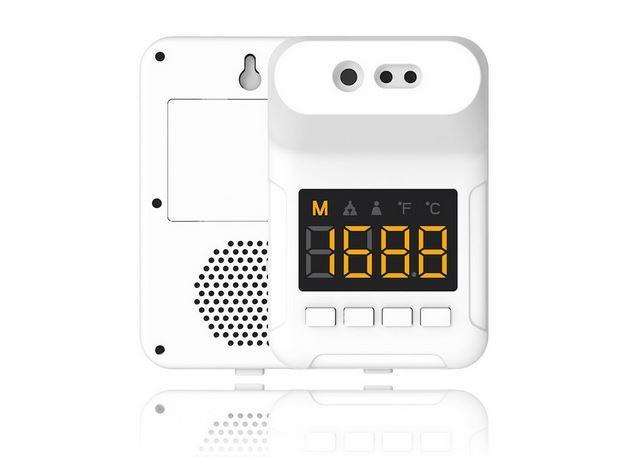 Бесконтактный медицинский термометр