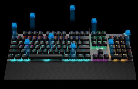 Игровая клавиатура AULA F2088