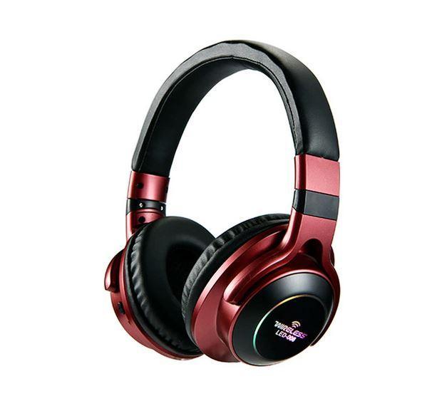 HANXI Беспроводные наушники с микрофоном (алиэкспресс) 3d stereo