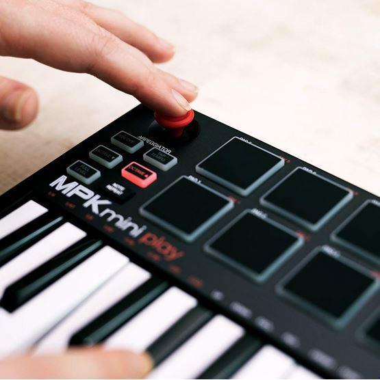 Миди клавиатура AKAI MPK MINI PLAY