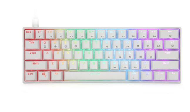 Клавиатура с Алиэкспресс GK61 SK61