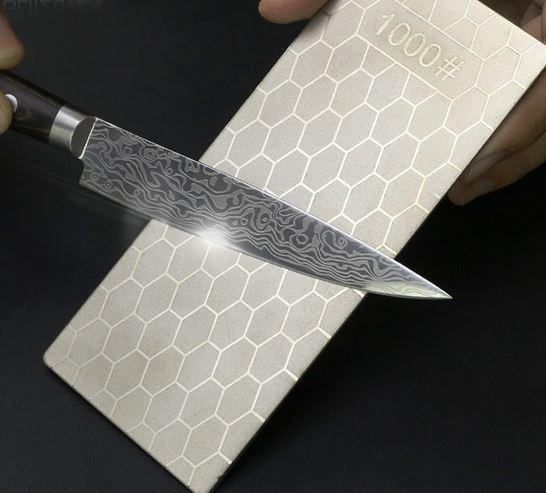 Алмазный точильный камень для ножей