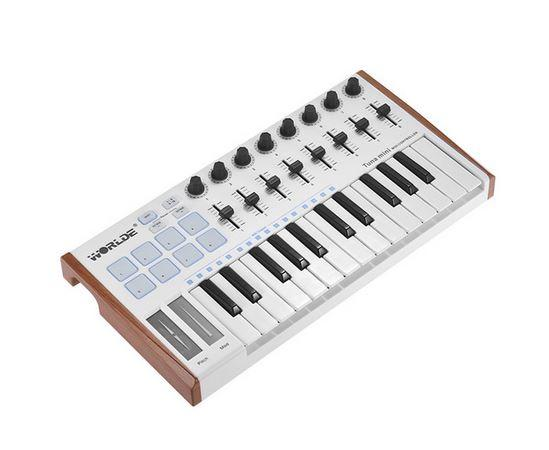 WORLDE MINI MIDI controller
