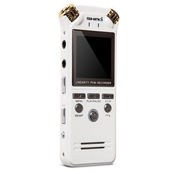 SHMCI D50 - профессиональный диктофон