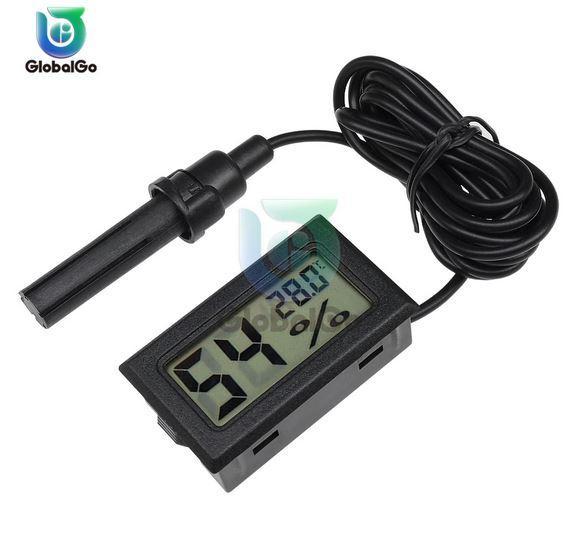 термометр для автомобиля с Алиэкспресс