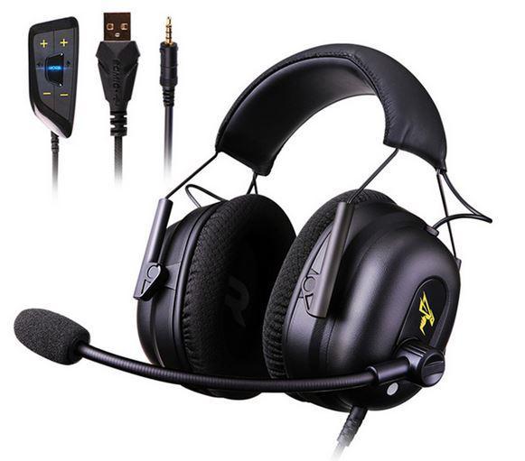 Somic G936N PS4 – музыкальные наушники