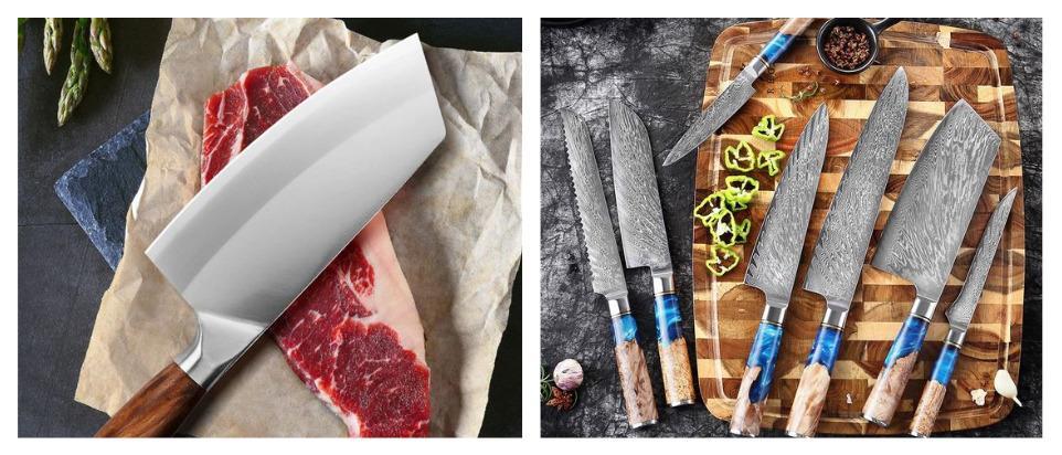 Рейтинг кухонных ножей с Алиэкспресс