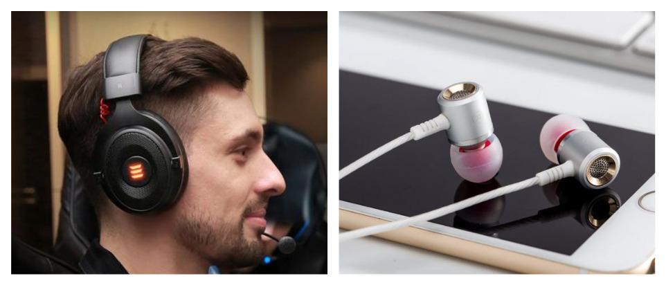 ТОП проводных наушников для телефона с Алиэкспресс