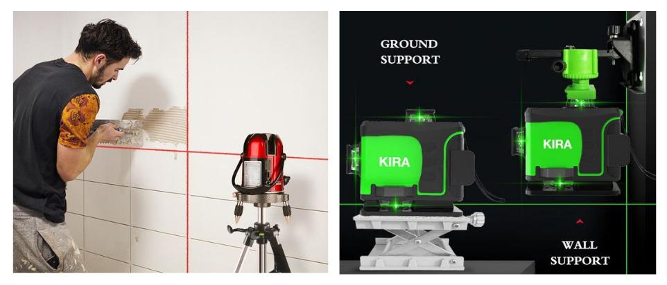 Лучший лазерный уровень с Алиэкспресс