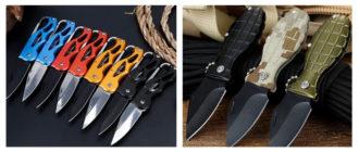 Лучшие складные ножи с Алиэкспресс