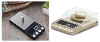 Рейтинг ювелирных весов с Алиэкспресс