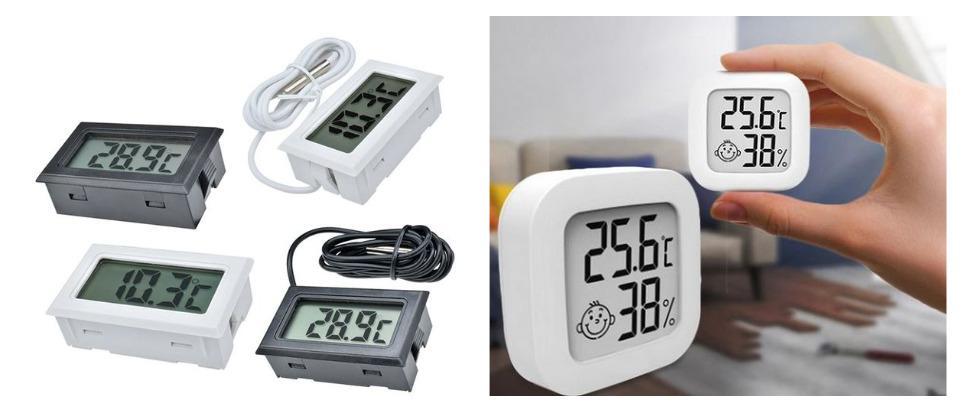 Рейтинг термометров с Алиэкспресс