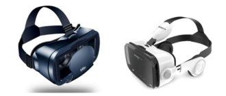 Очки виртуальной реальности с Алиэкспресс: ТОП