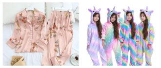 Какую пижаму купить на Алиэкспресс