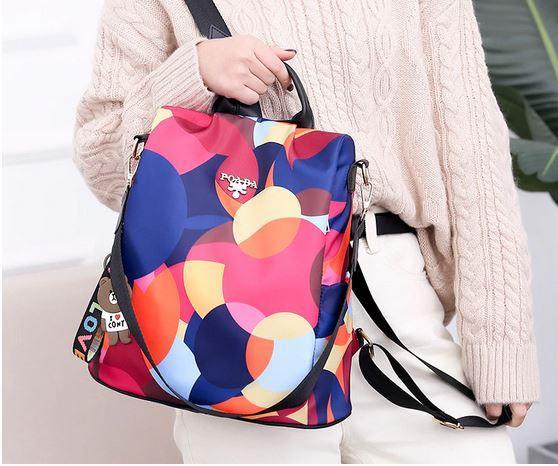 Вместительный рюкзак бренда LANYIBAIGE