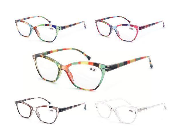 очки ModFans MSR039: Полосатая вертикаль