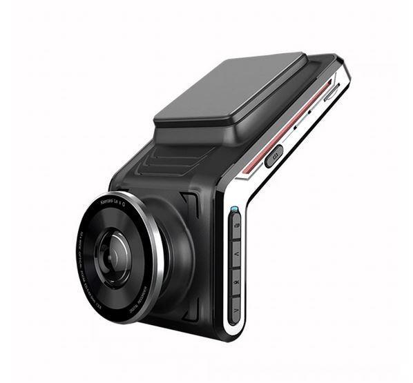 Видеорегистратор с двумя камерами Sameuo U2000 на Алиэкспресс