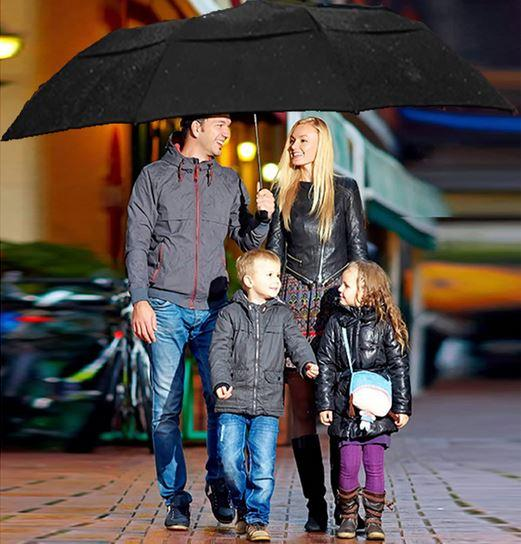 Большой водонепроницаемый зонт