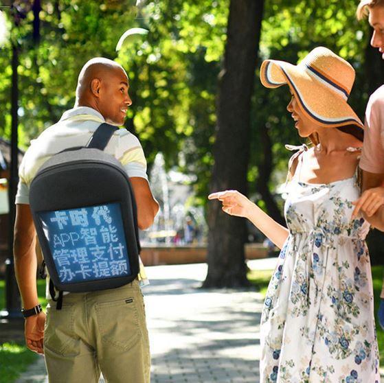 Рюкзак «Пиксель»