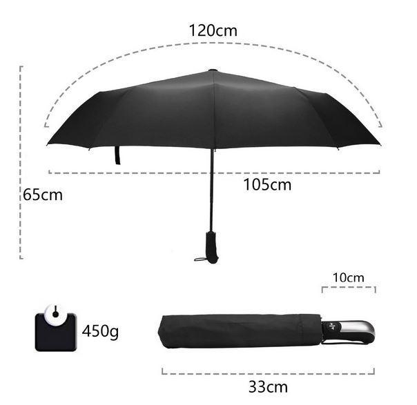 Водонепроницаемый зонт с алиэкспресс