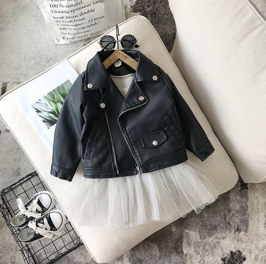 Кожаная куртка Itong Fashion Zone