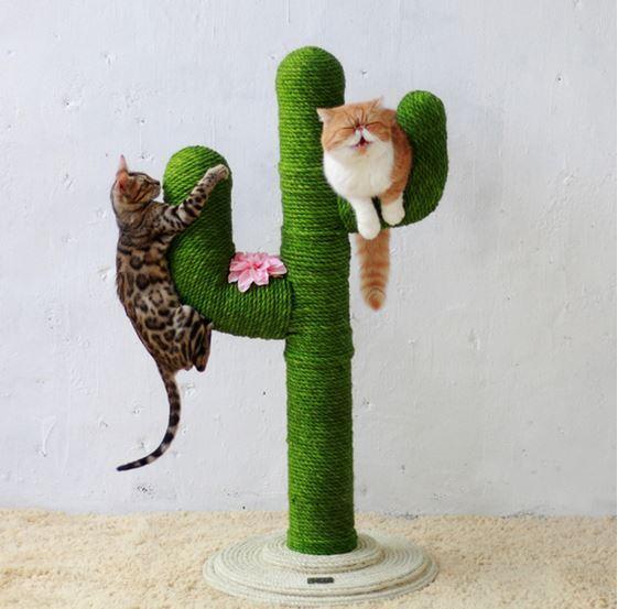 веревка из сизаля для кошки