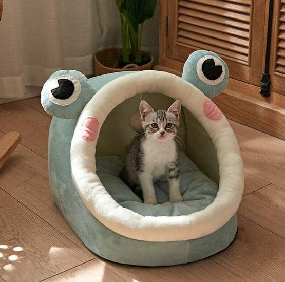 кошачий домик на Алиэкспресс
