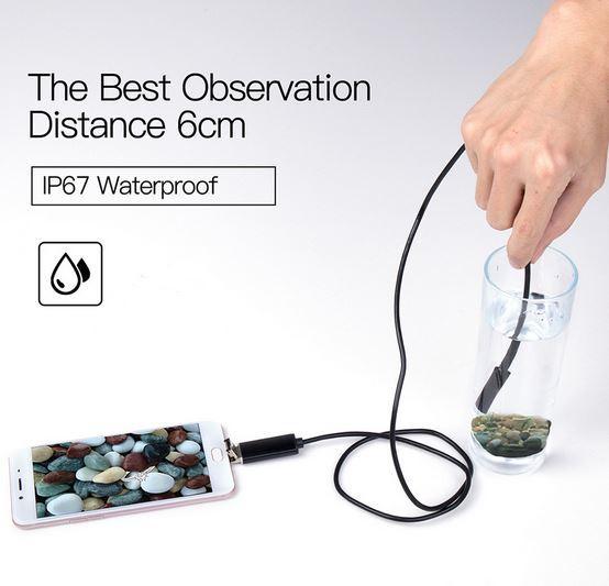 Wsdcam 7mm Endoscope
