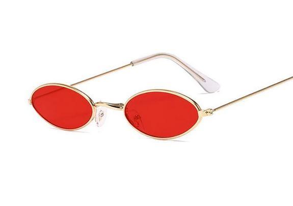 Cолнцезащитные красные очки c Алиэкспресс ZBHwish