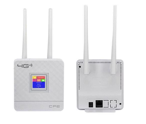 3G 4G роутер c алиэкспресс