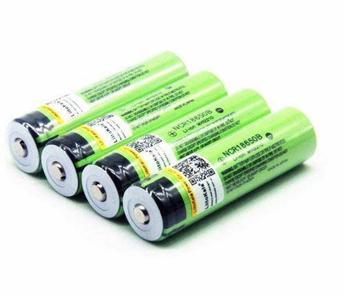 батарея Liitokala NCR18650B