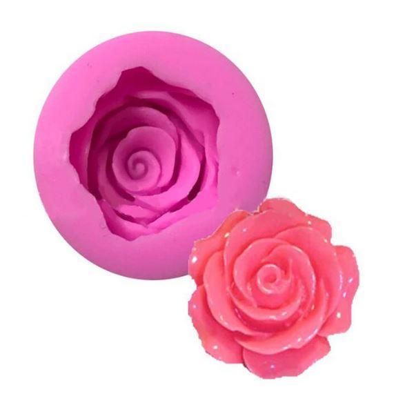 Силиконовые формы розы