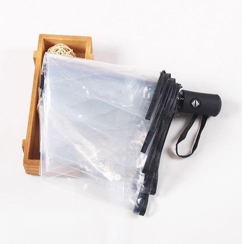 Прозрачный зонт на Алиэкспресс