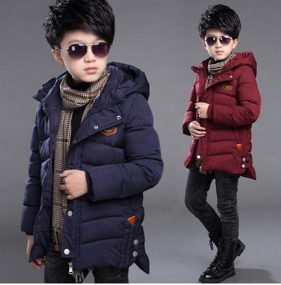 Зимняя куртка WEIXU Co