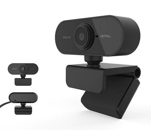 веб-камера с привлекательным овальным корпусом
