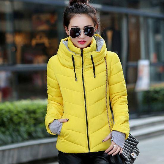 Зимняя куртка для женщин