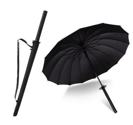 Зонтик меча самурая
