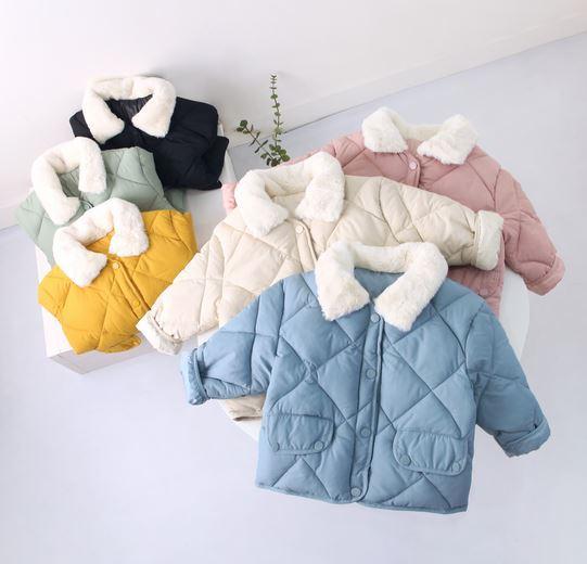 Детская куртка Tongluoke
