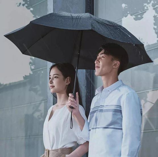 необычный автоматический зонт от 90Fun