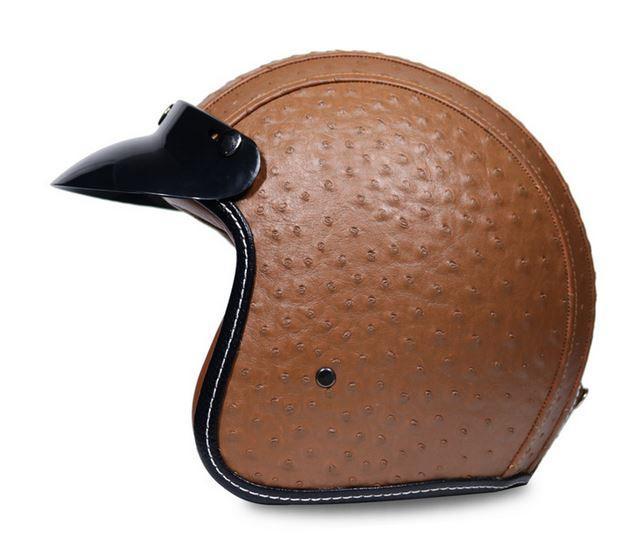 Эффектный ретро-шлем