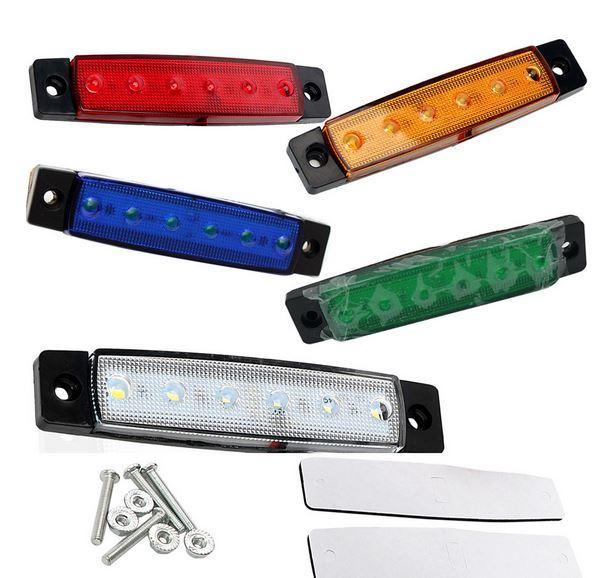 светильники для грузовиков