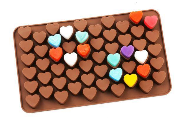 Силиконовые формы для шоколада