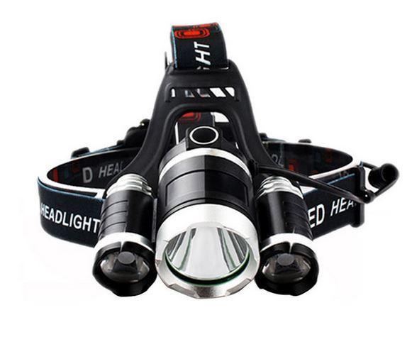 налобный фонарь Litwod 2303REZ70 XM-L T6