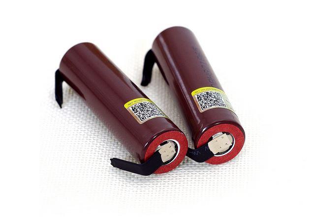 литий-ионная батарея с емкостью 3000 мАч