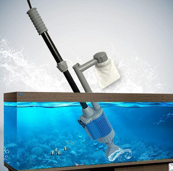 Автоматический насос для аквариума