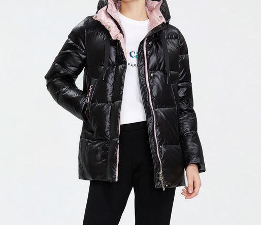 демисезонная женская куртка с эликспресс