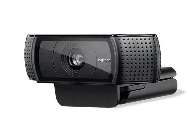 Веб-камера Logitech C920E с Алиэкспресс