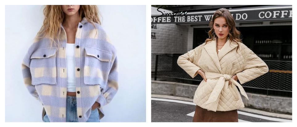 Какую женскую куртку купить на Алиэкспресс