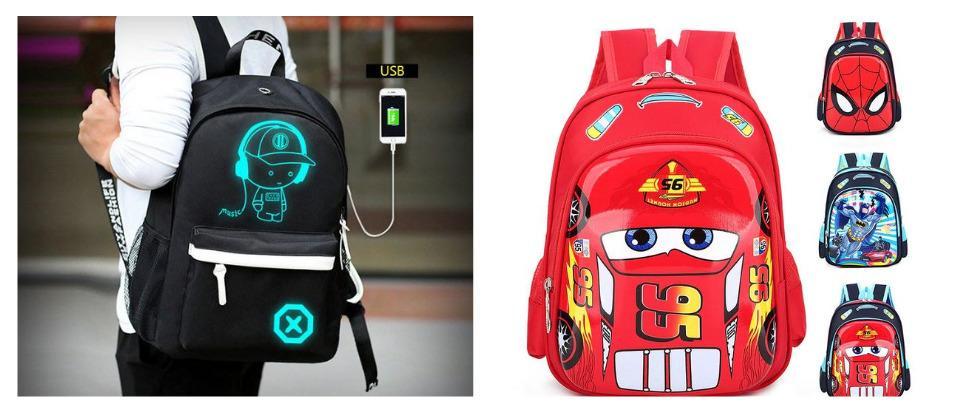ТОП детских рюкзаков с Алиэкспресс