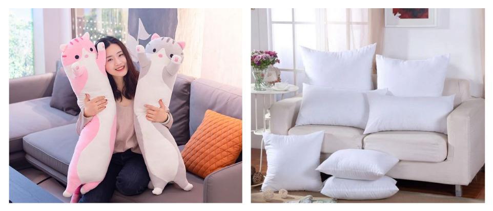 Какую подушку купить на Алиэкспресс